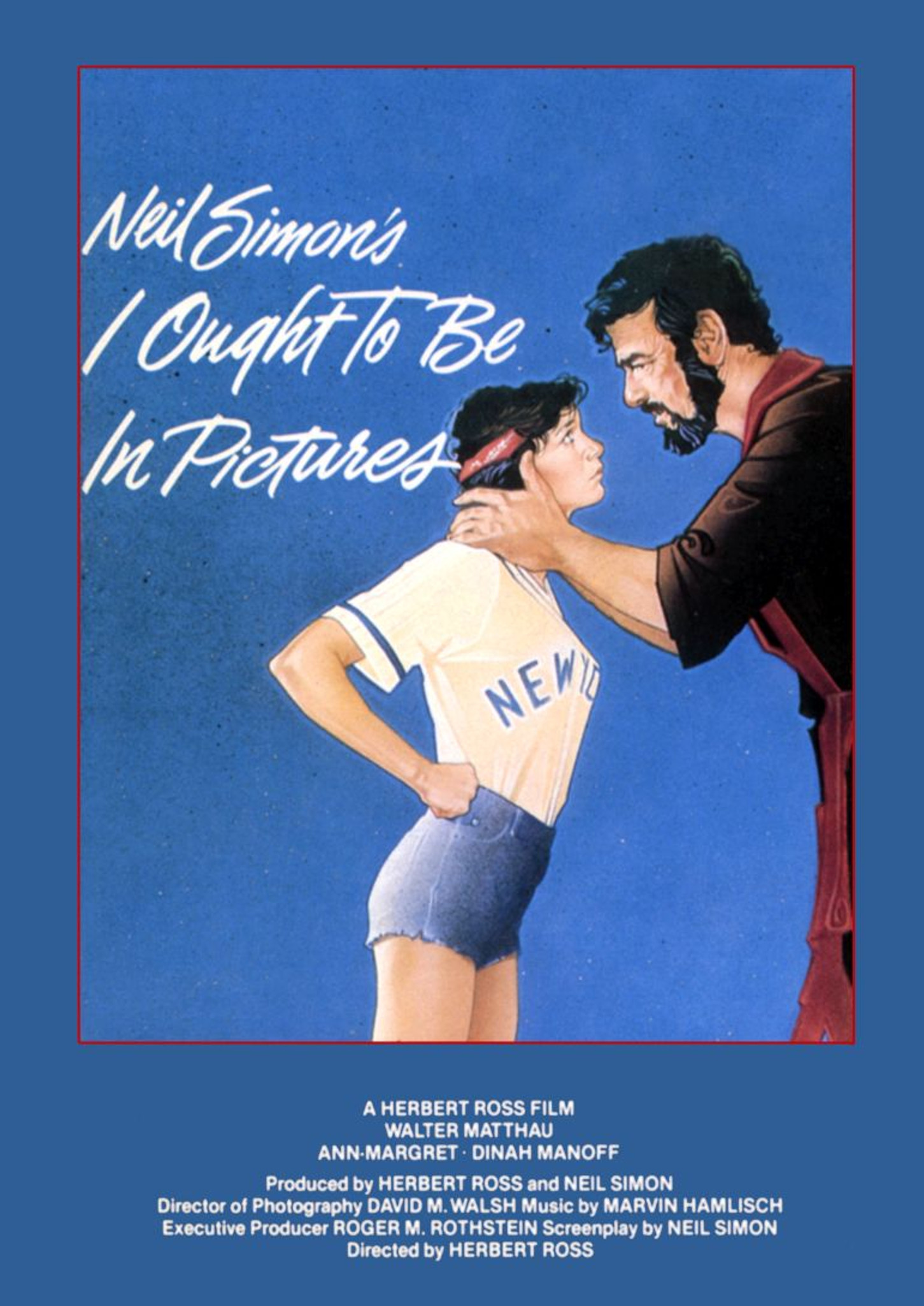 I Ought to be in Pictures DVD