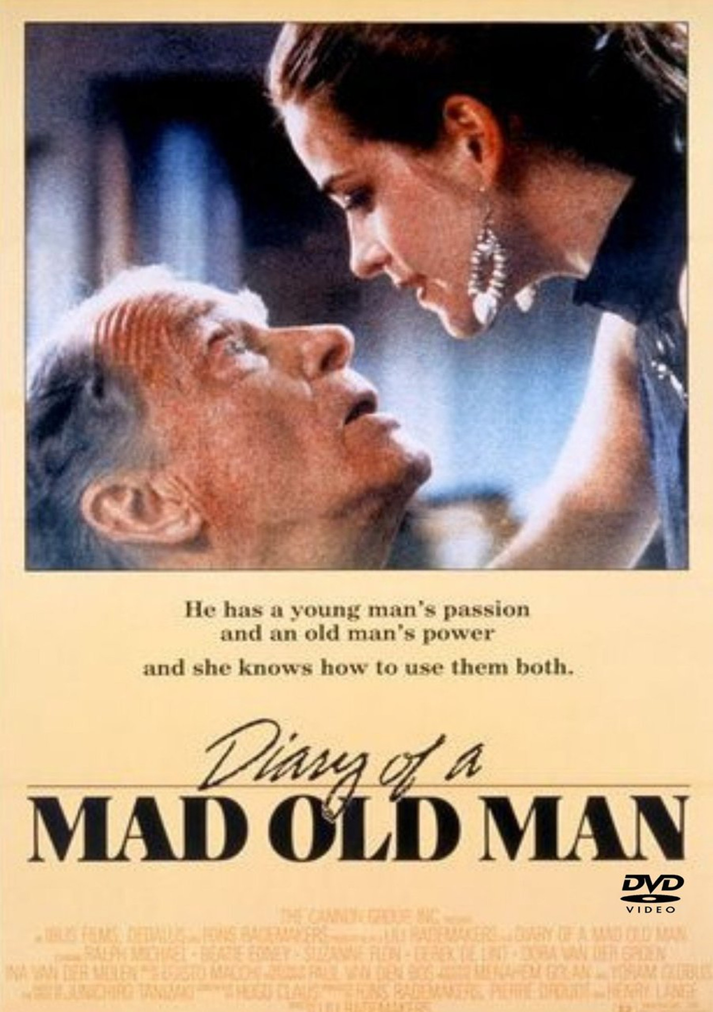 Diary of Mad Old Man (1987) DVD