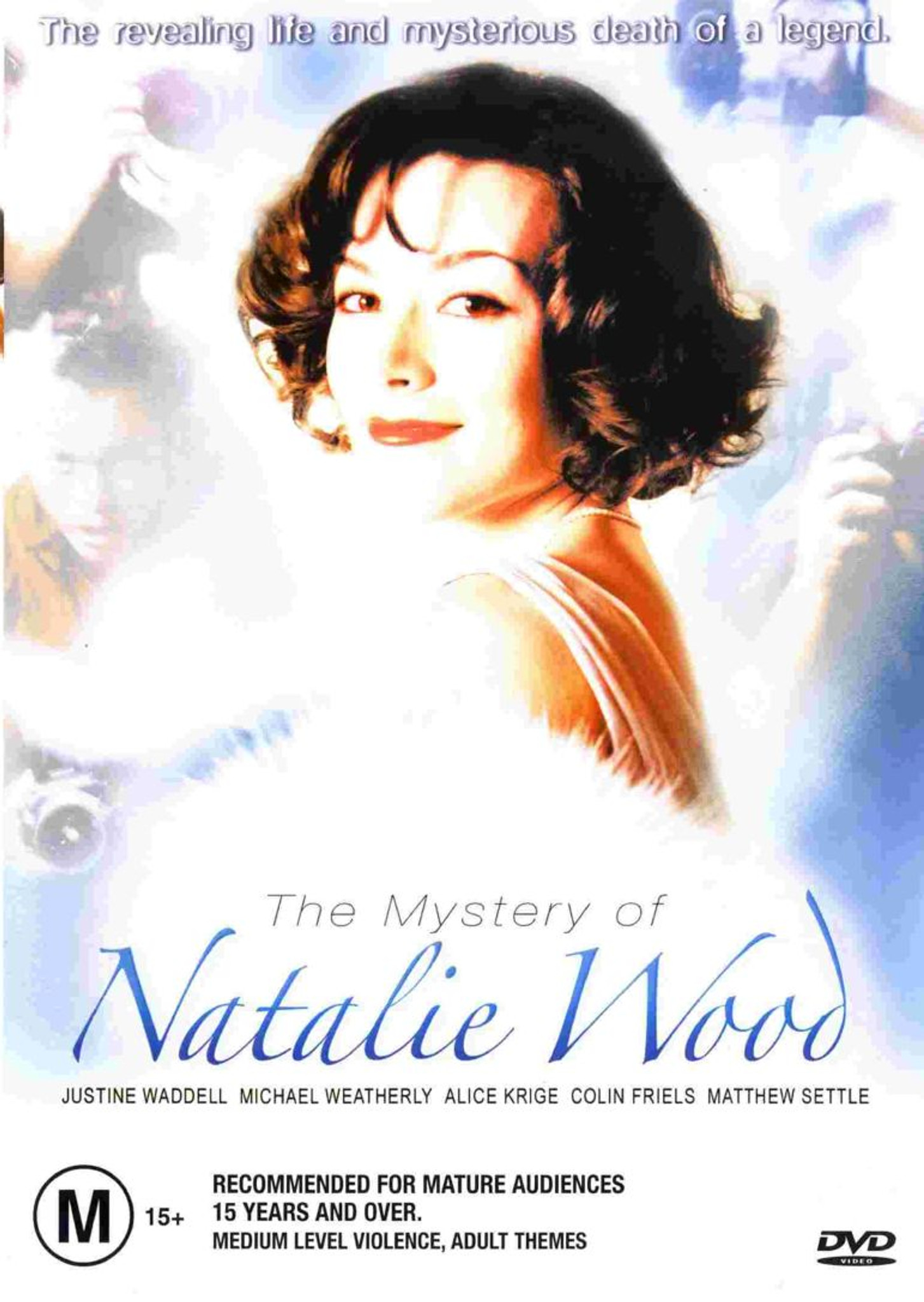 The Mystery of Natlie Woods DVD