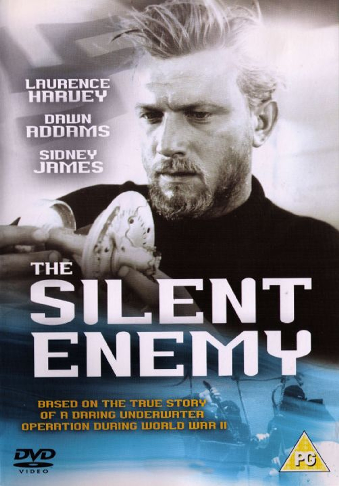 The Silent Enemy DVD