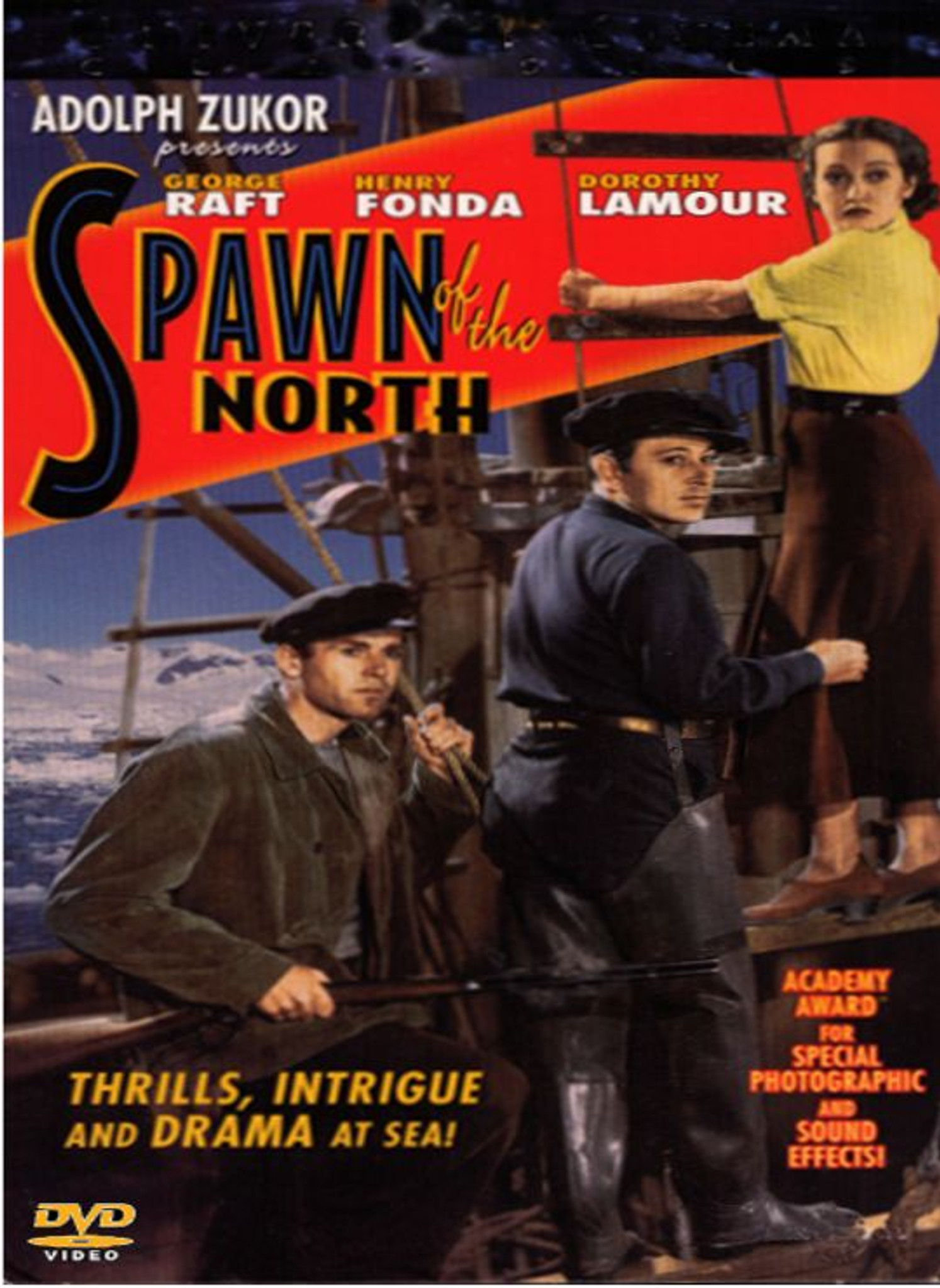 Spawn of the North DVD