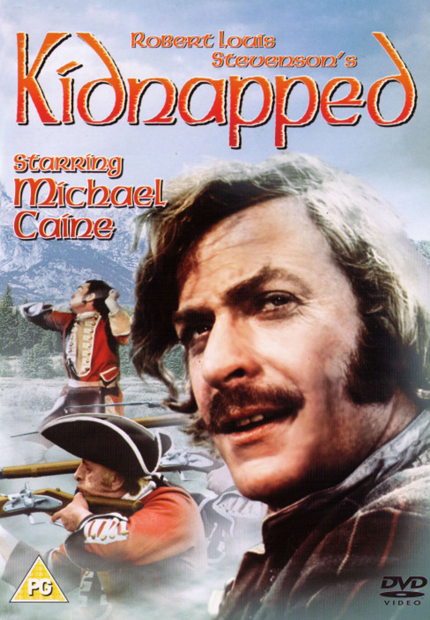 Kidnapped (1971) Dvd