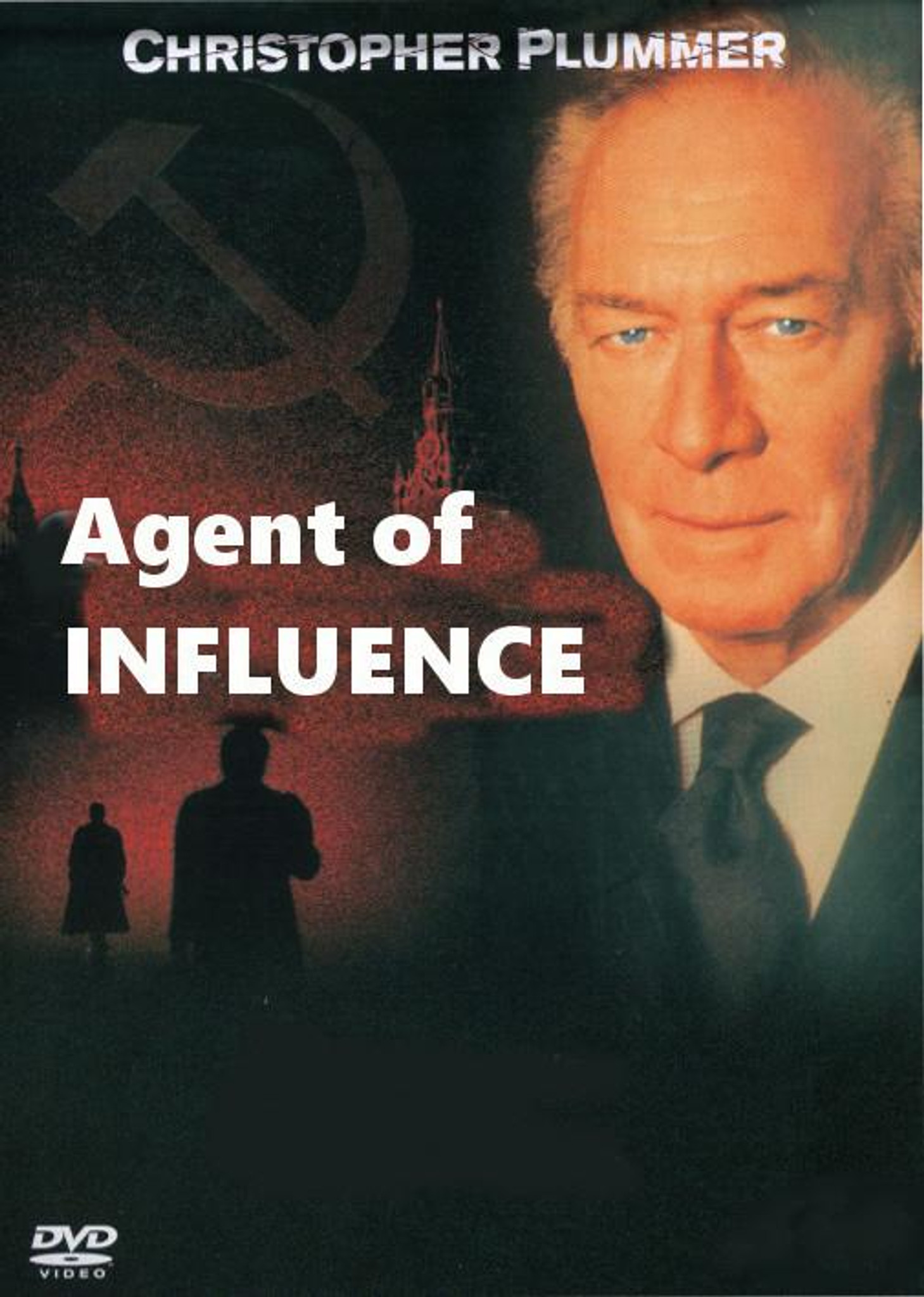 Agent of Influence Dvd