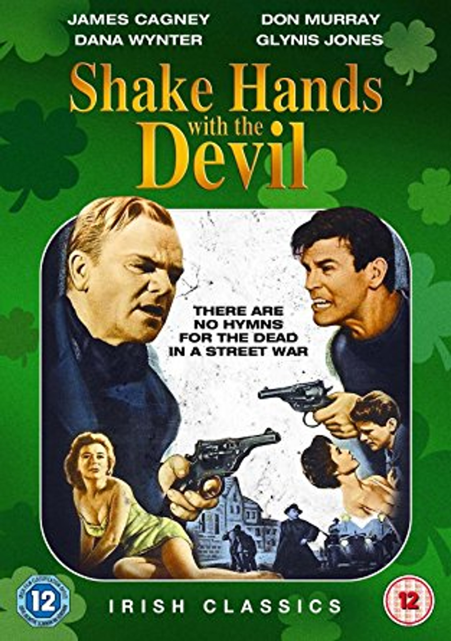 Shake Hands with the Devil Dvd
