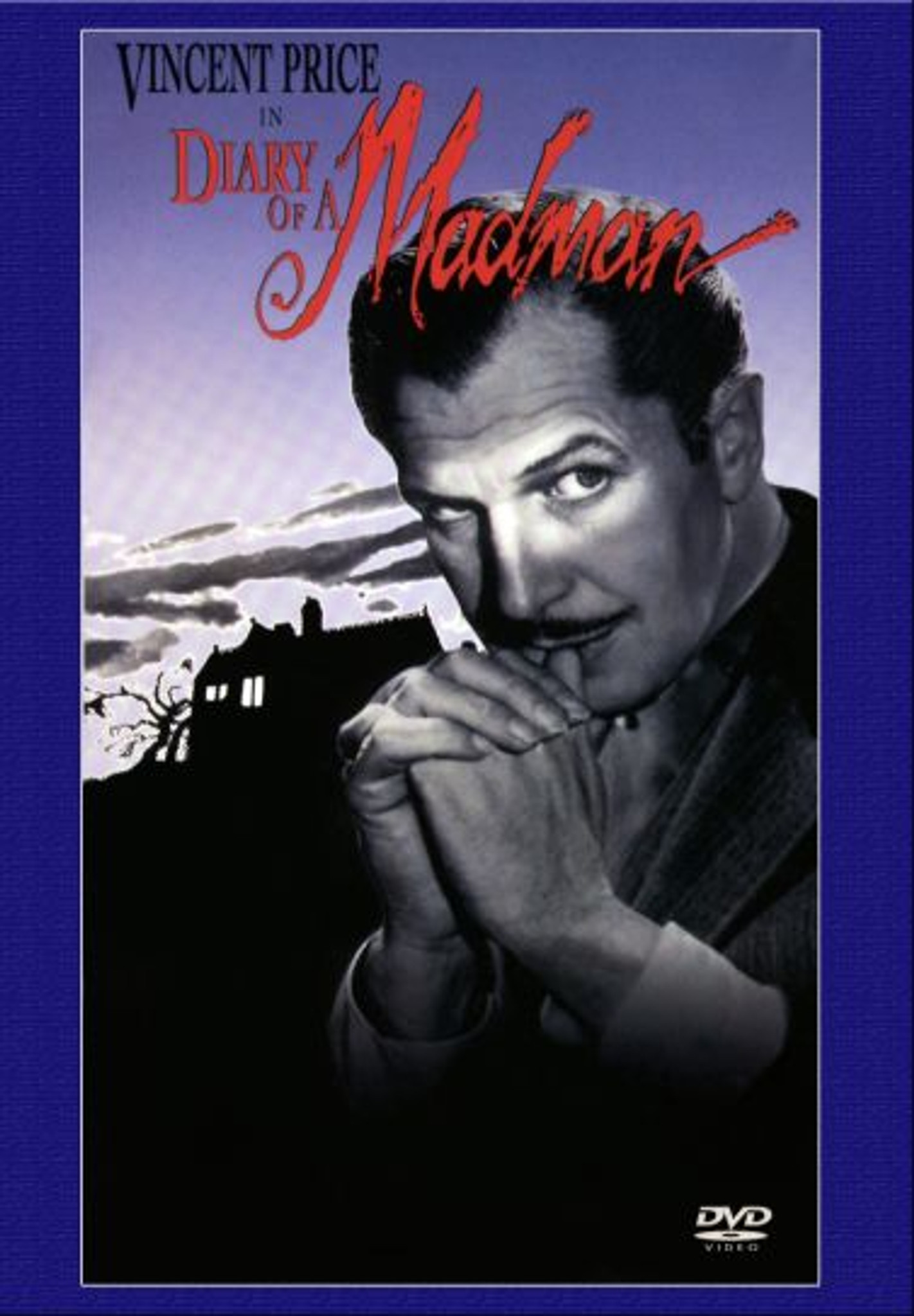 Diary of A Madman Dvd