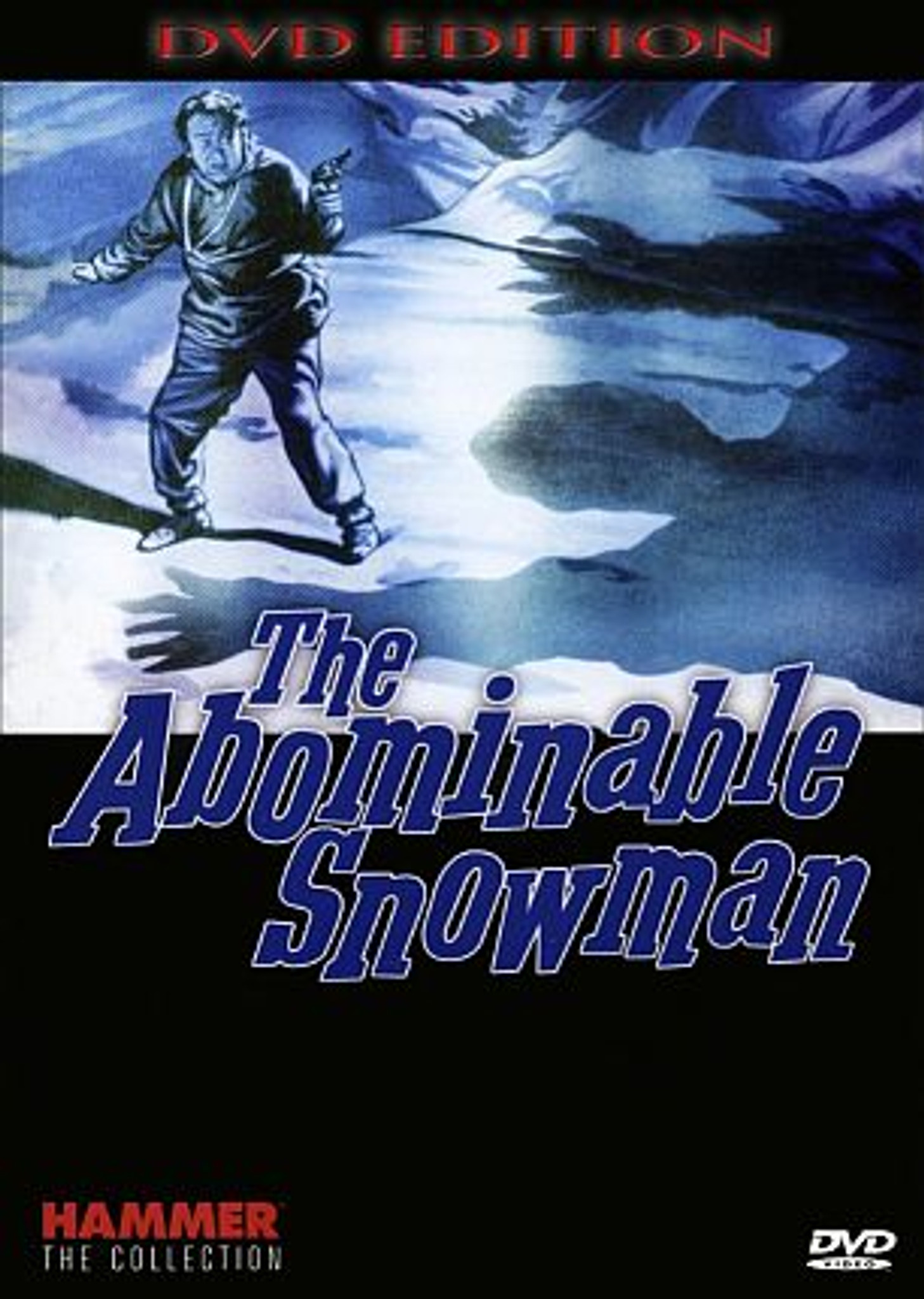 The Abominable Snowman Dvd