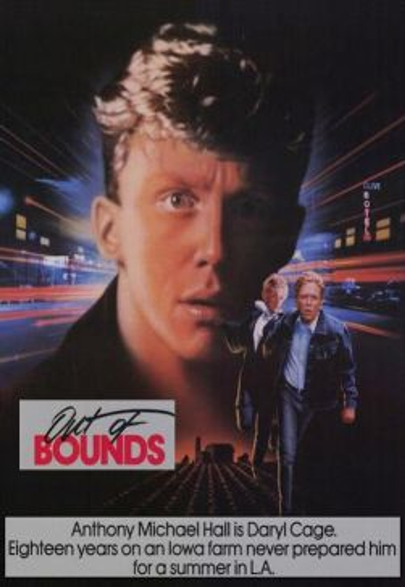 Out of Bounds 1986