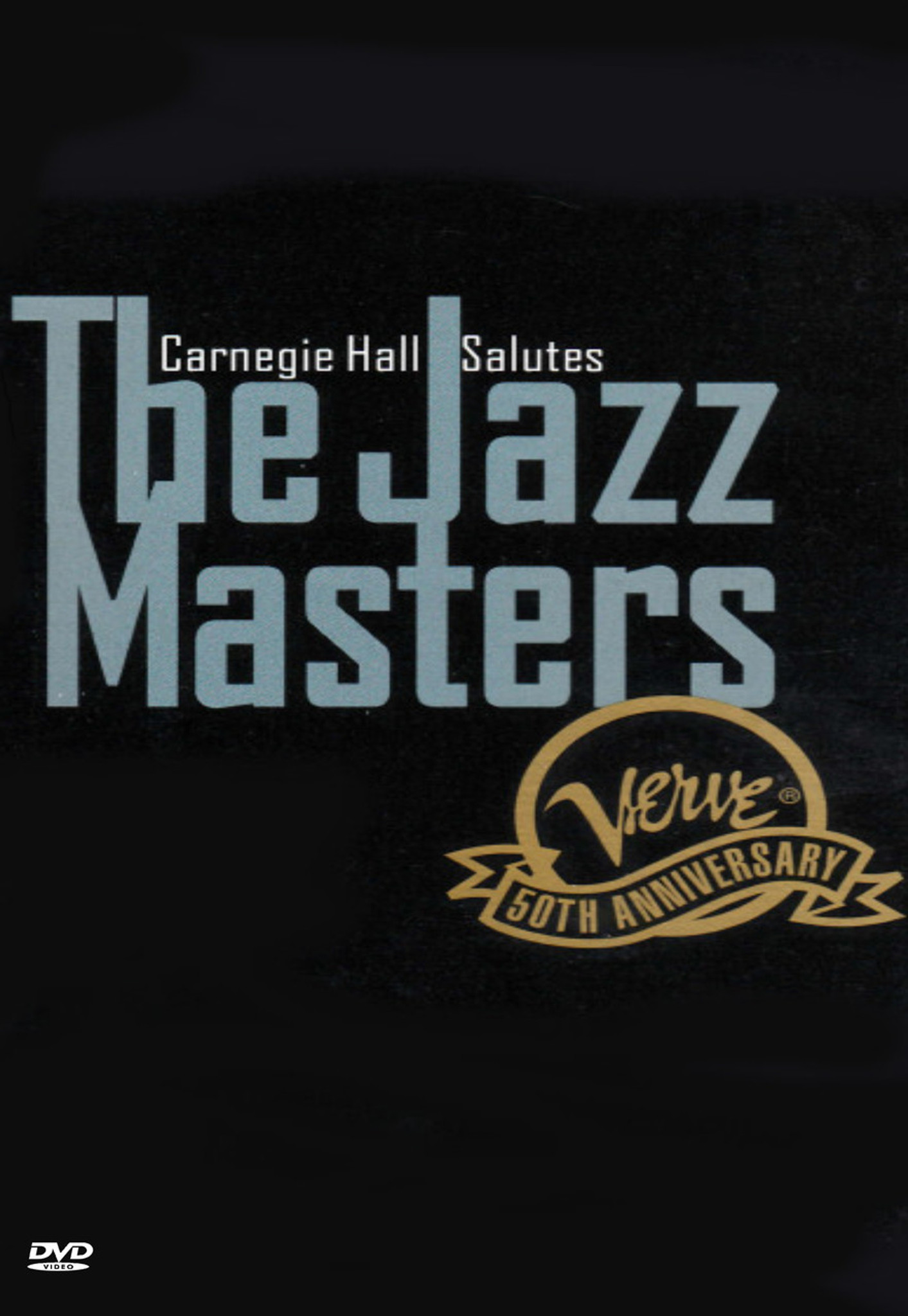 Carnegie Hall Salute the Jazz Masters (1994) DVD