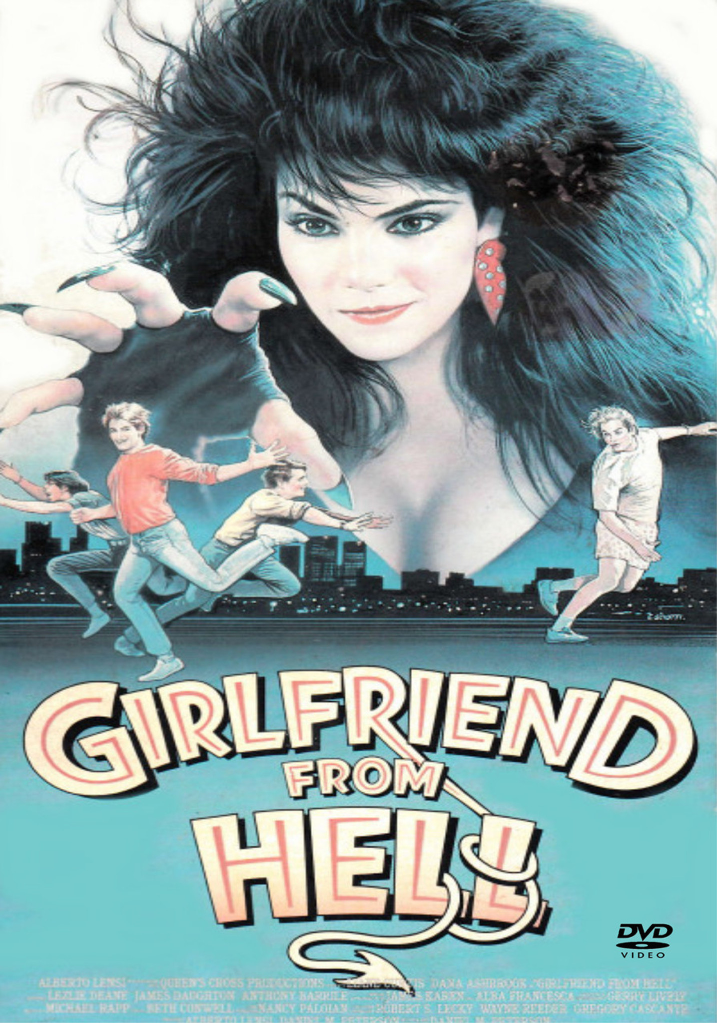 Girlfriend from Hell (1989)