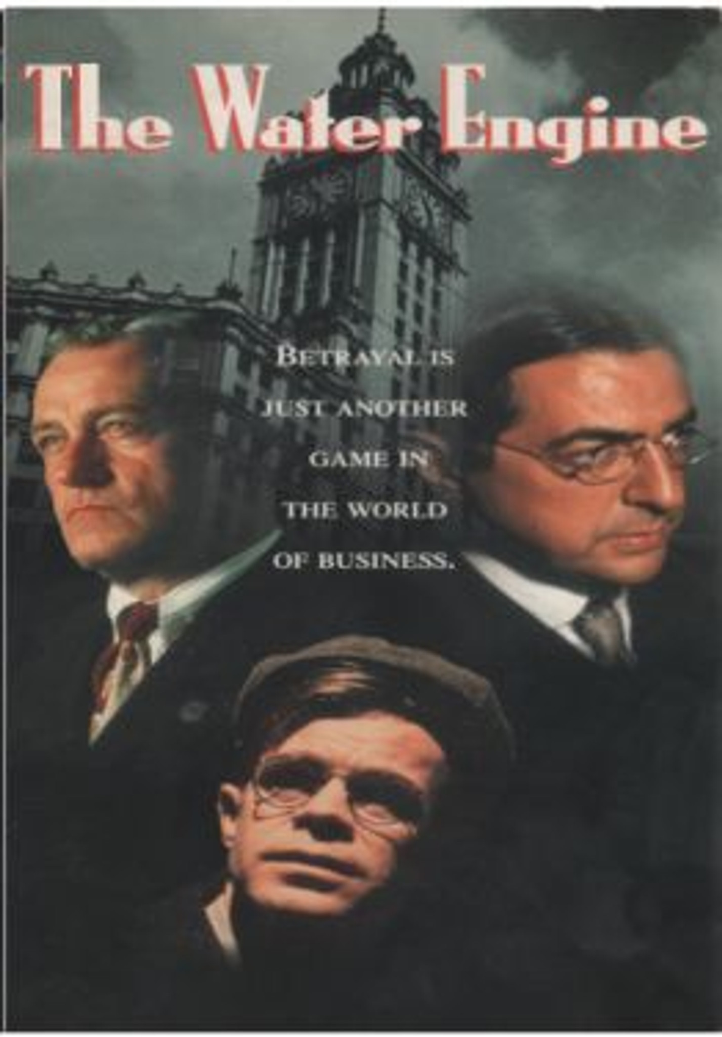 The Water Engine Dvd