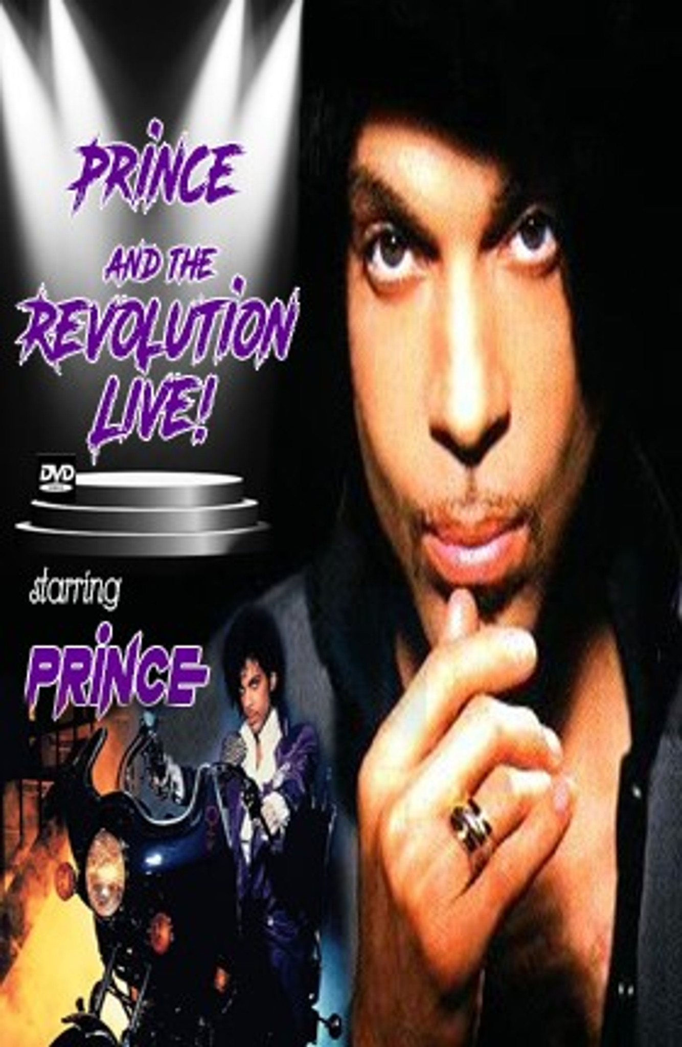 Prince and the Revolution: Live 1985 Concert