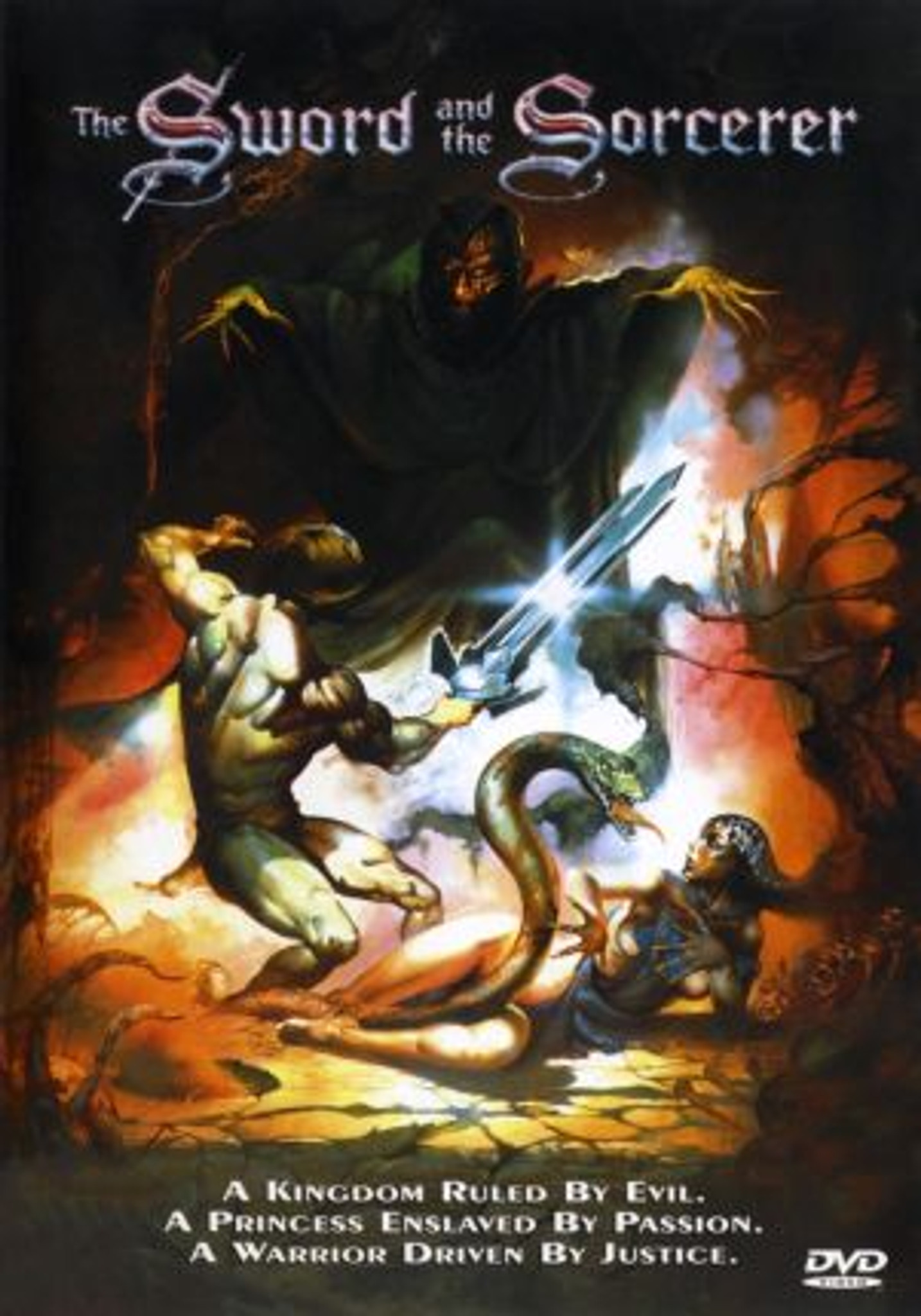 The Sword and the Sorcerer (1982) Dvd
