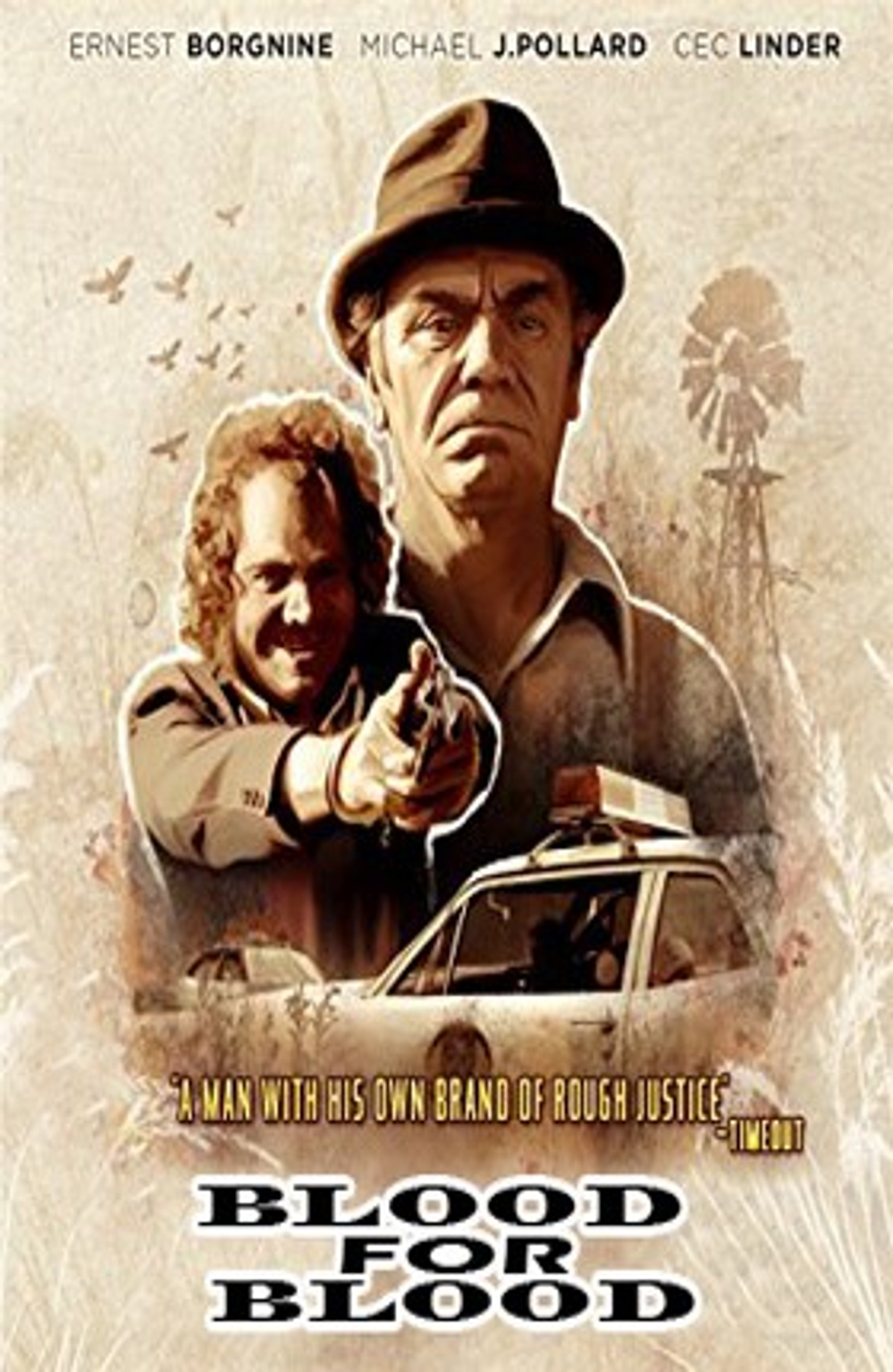 Blood for Blood a.k.a. Sunday in the Country Dvd