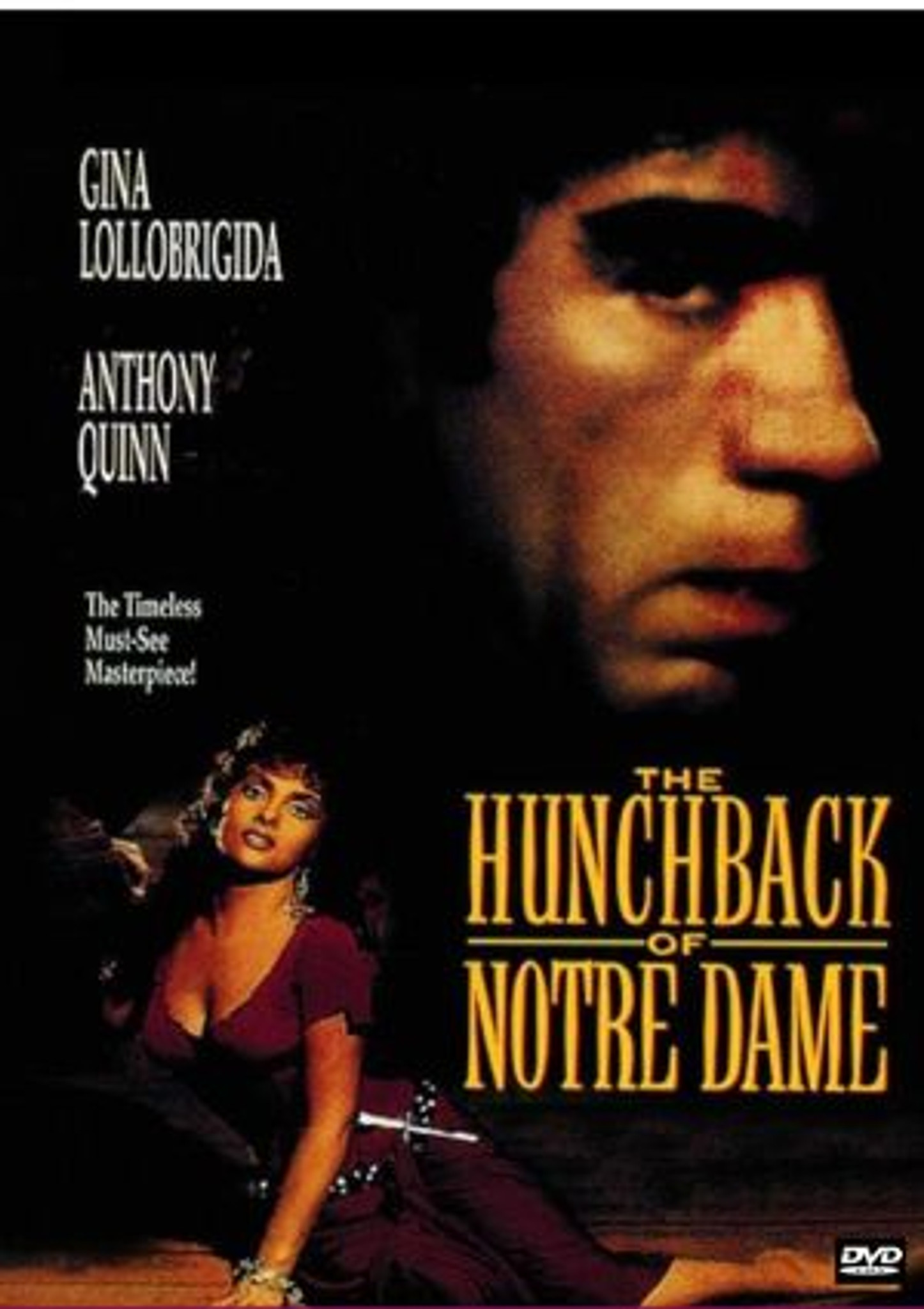 The Hunchback of Notre Dame (1956) Dvd