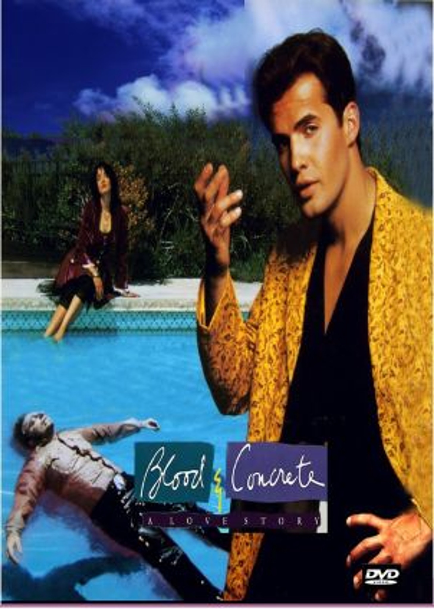 Blood and Concrete (1991) Dvd