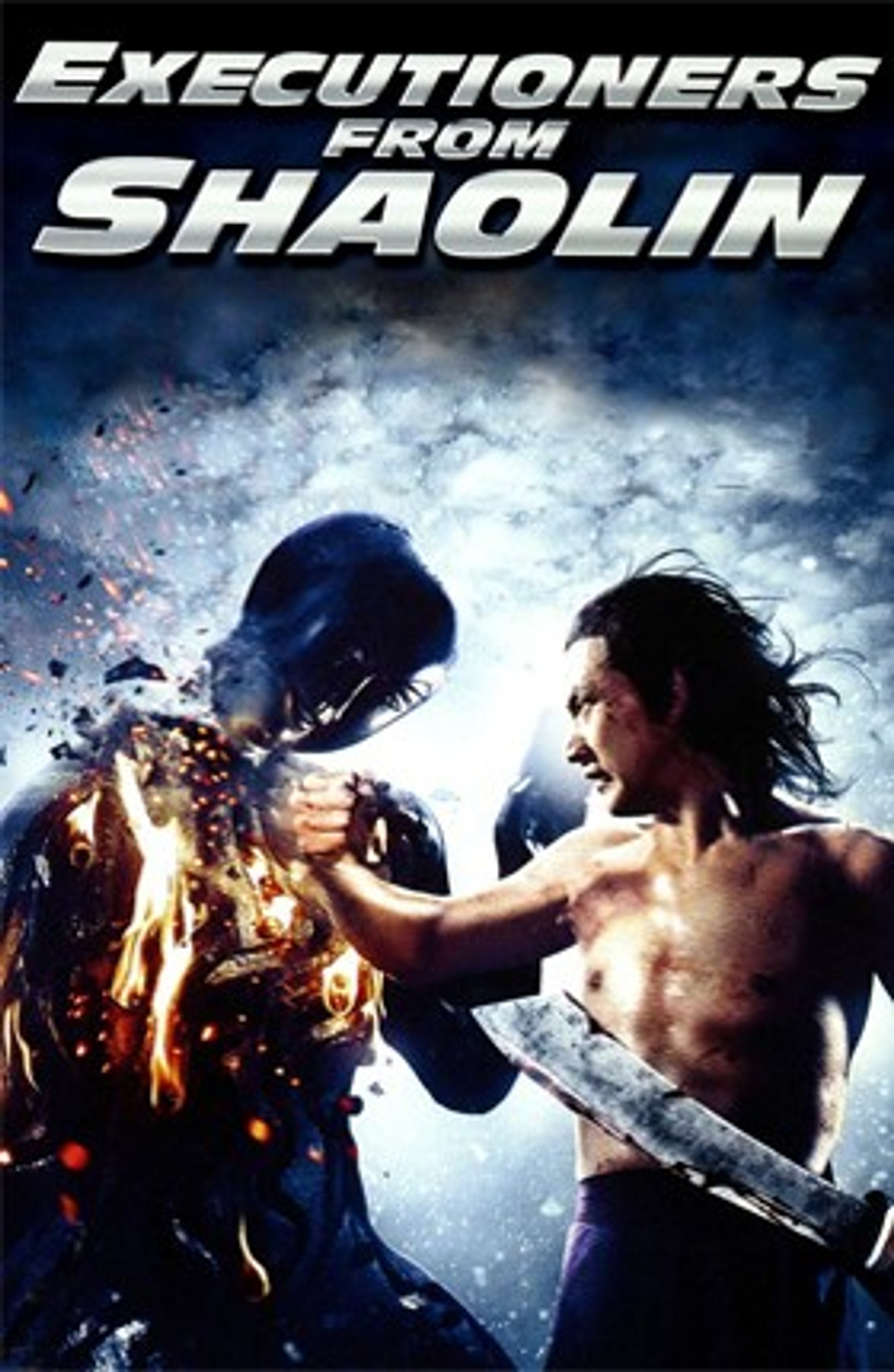 Executioners of Shaolin Dvd