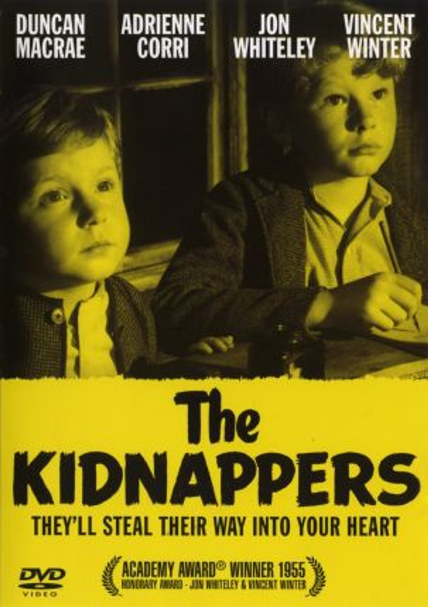 The Kidnappers (1953) Dvd