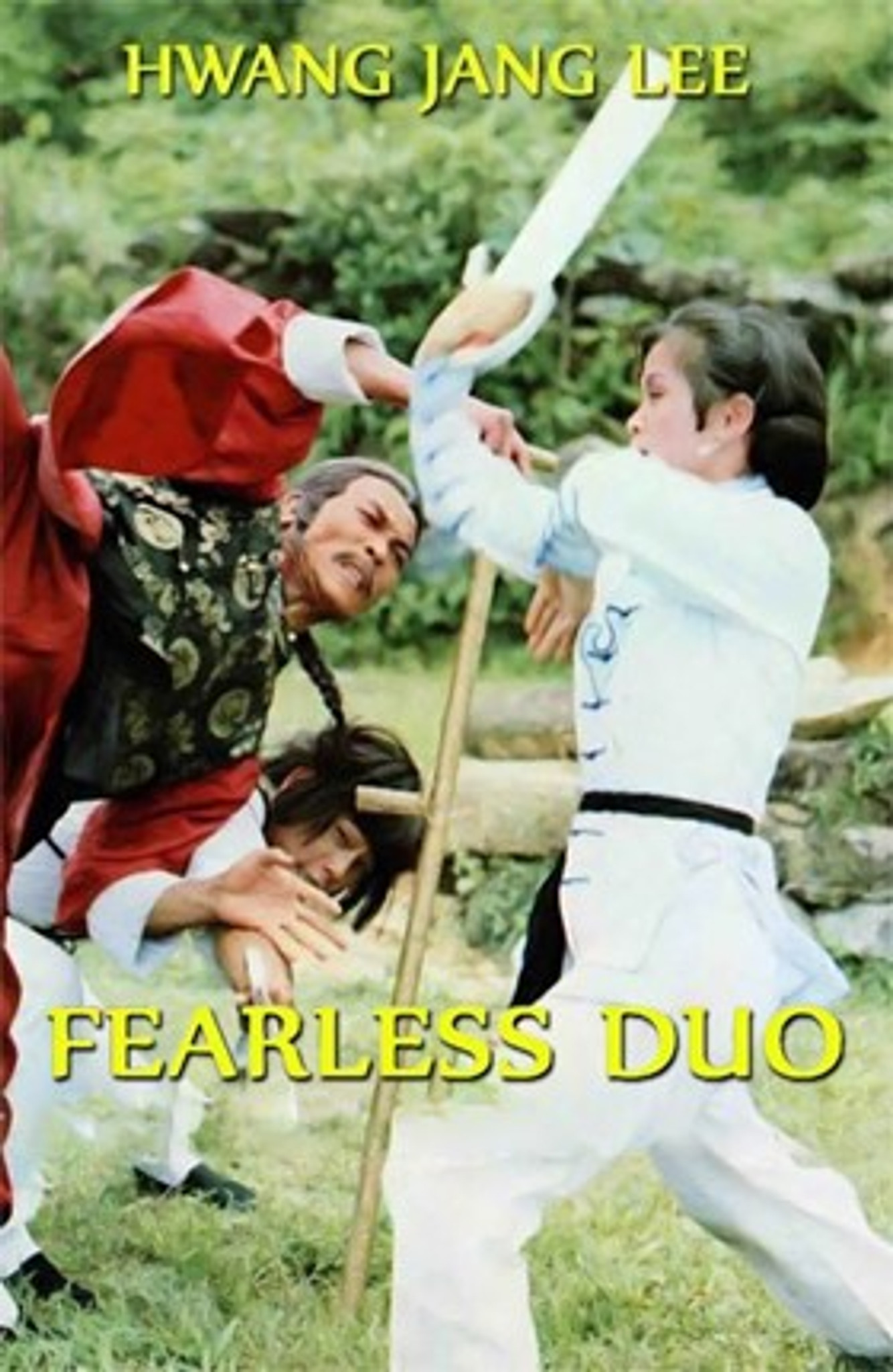 Fearless Duo (1978) Dvd