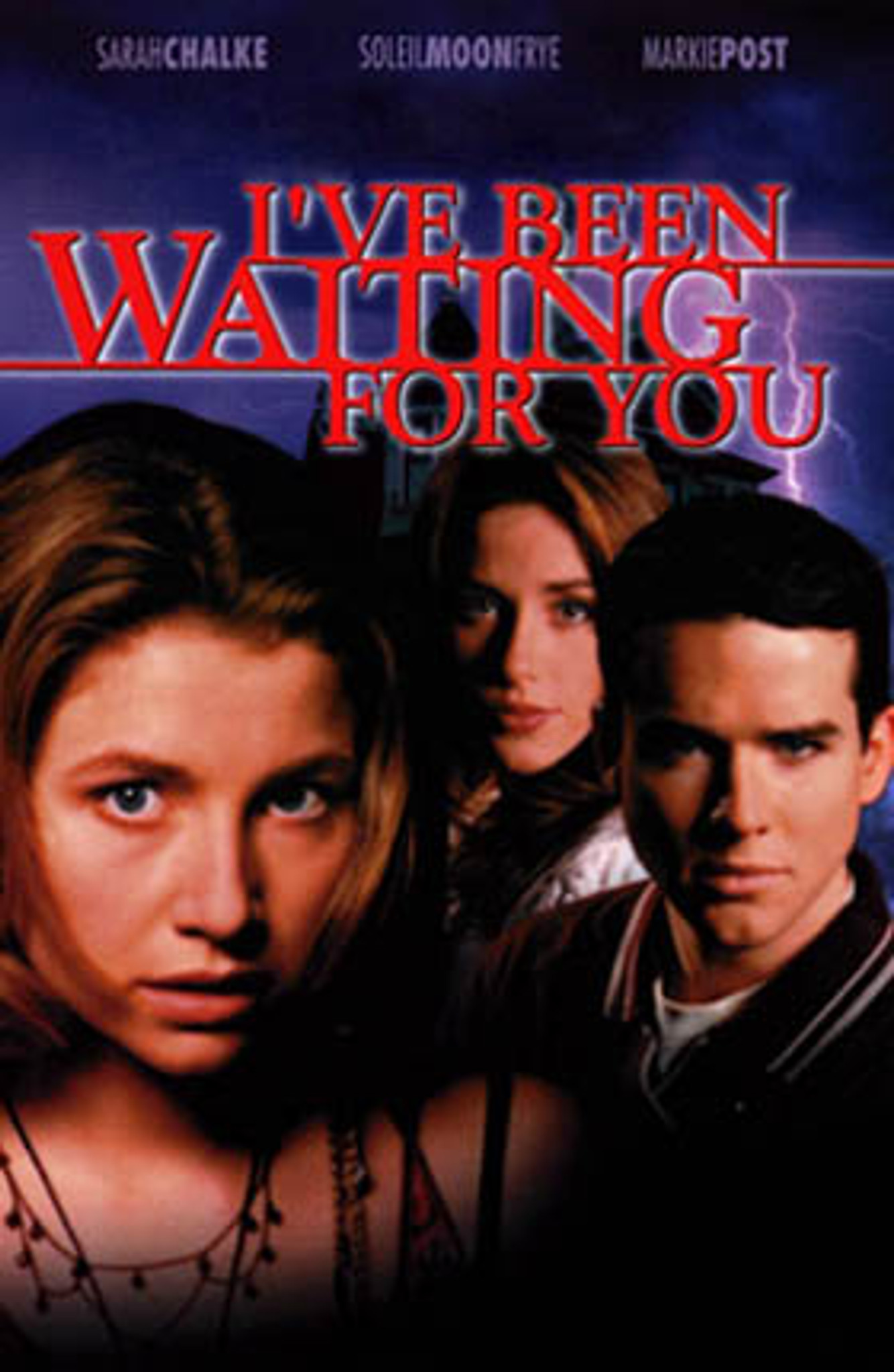 I've Been Waiting For You (1998) Dvd
