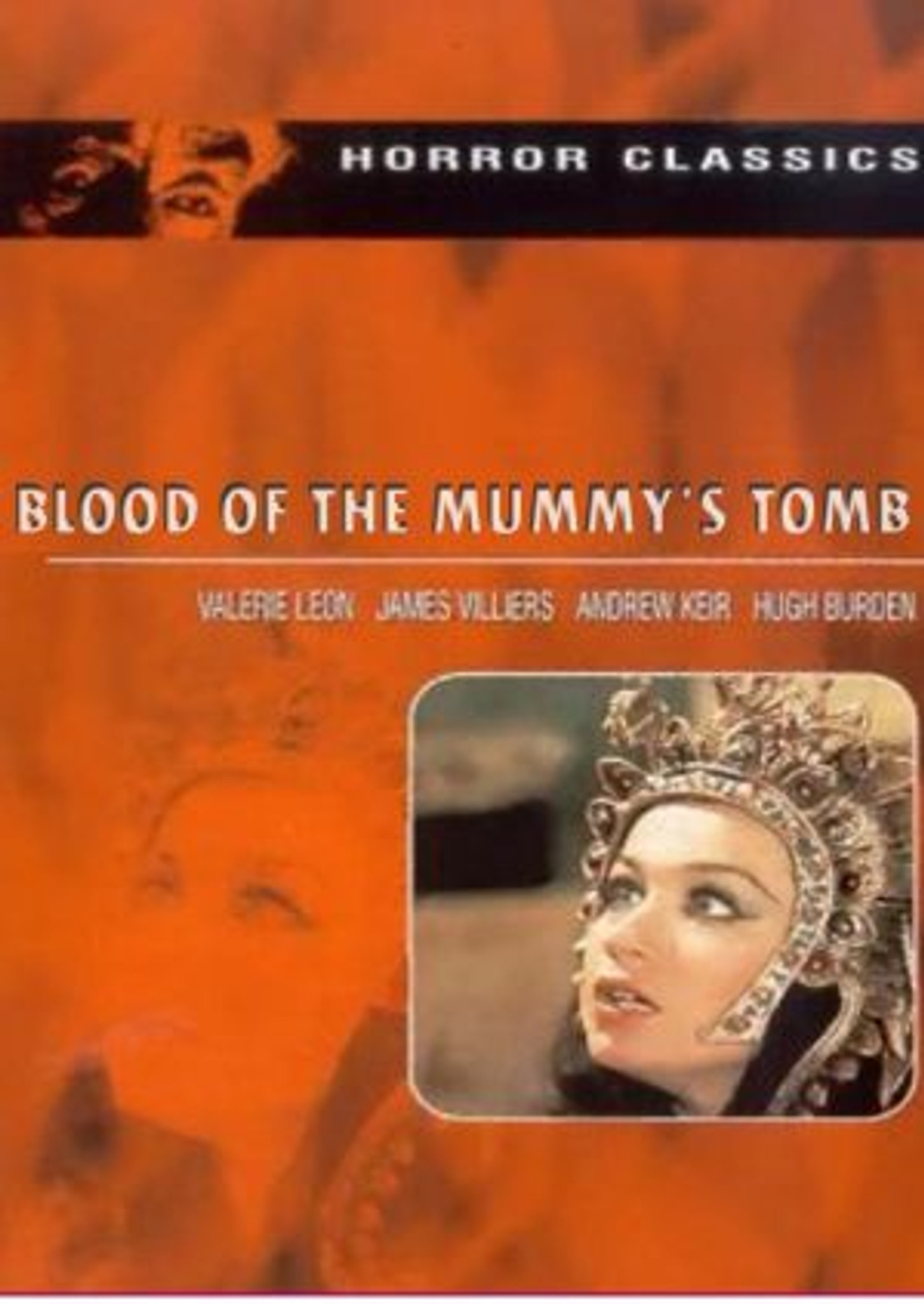 Blood from the Mummy's Tomb (1971) Dvd