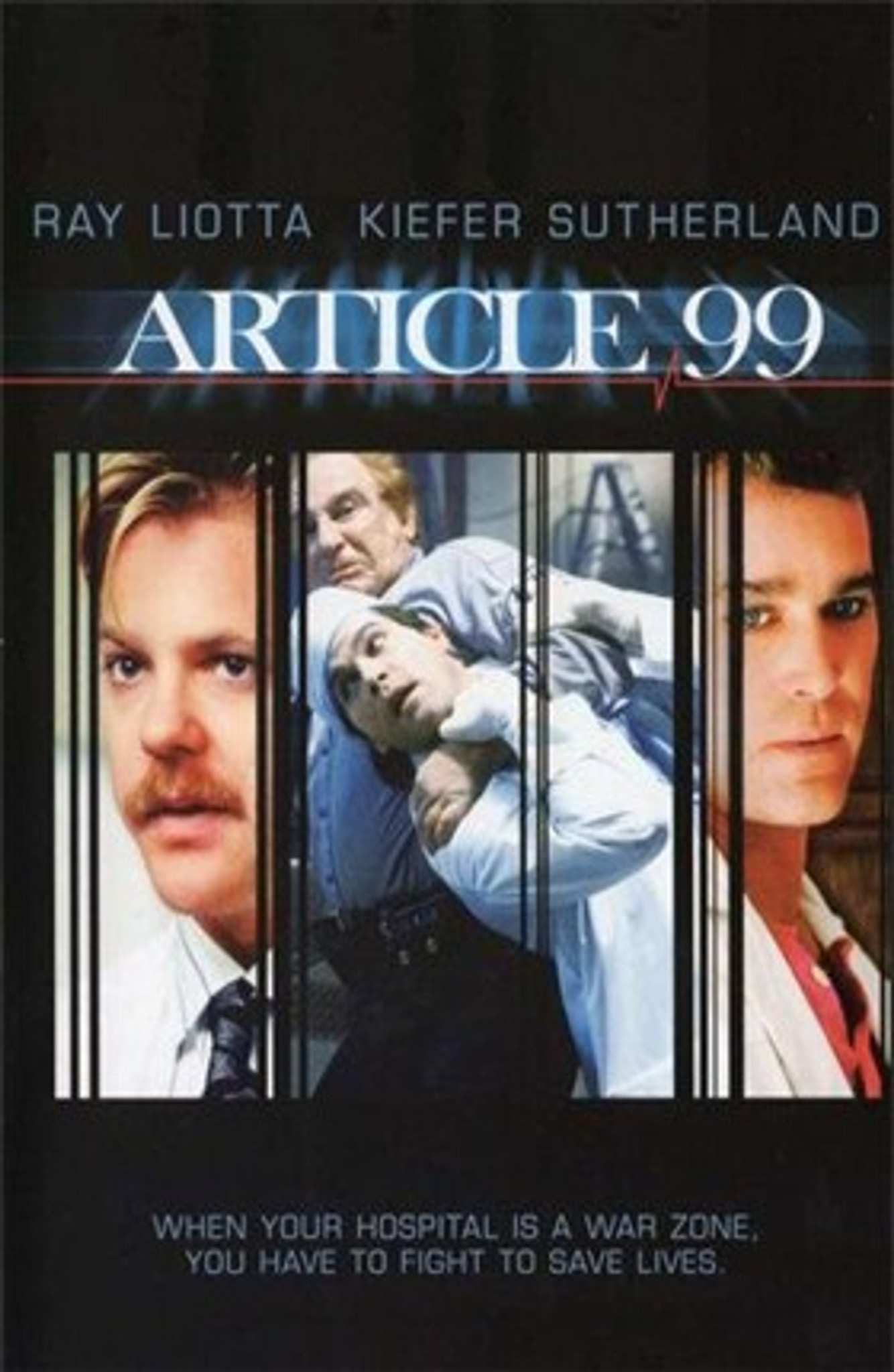 Article 99 (1992) Dvd