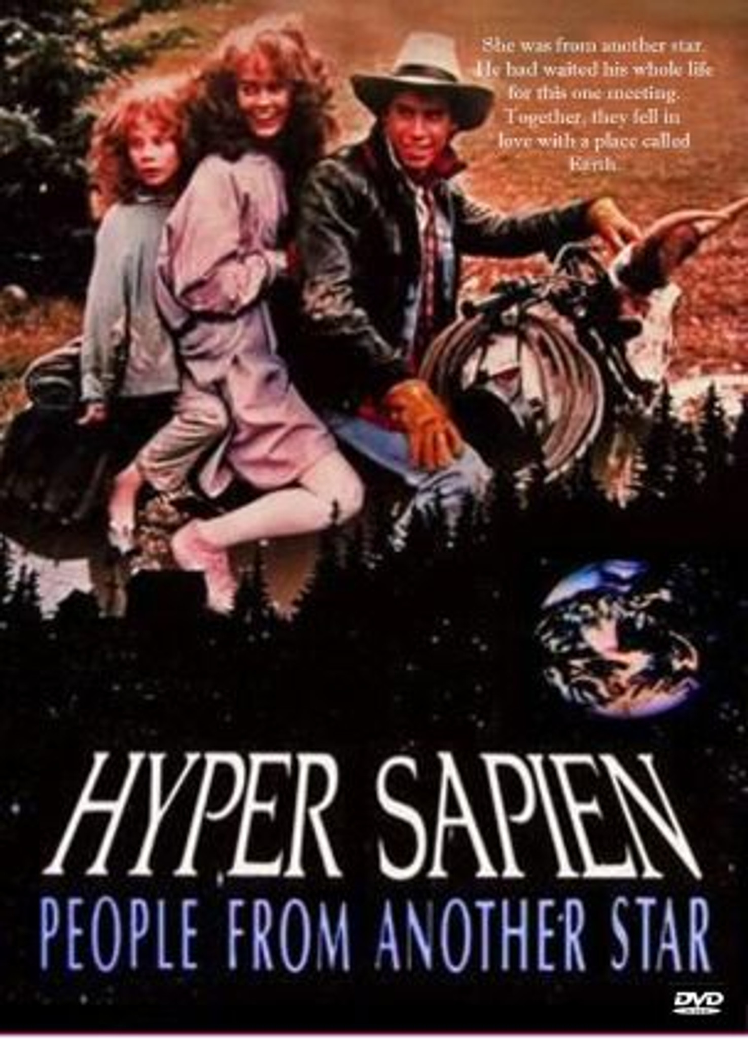 Hyper Sapien: People From Another Star (1986) Dvd