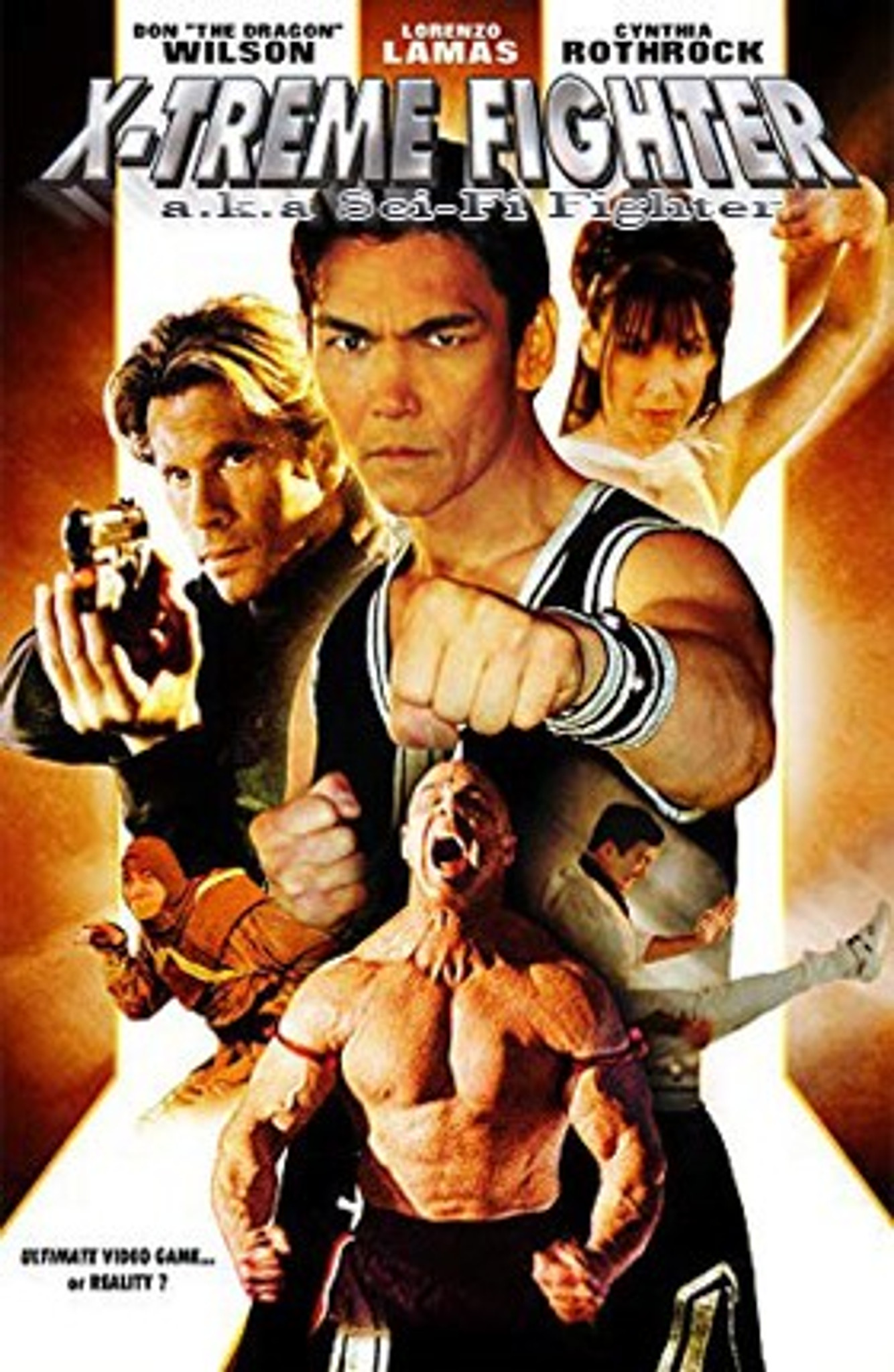 Xtreme Fighter a.k.a. Sci-Fi Fighter (2005) Dvd