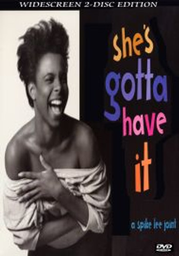 She's Gotta Have It 2-Dvd Edition