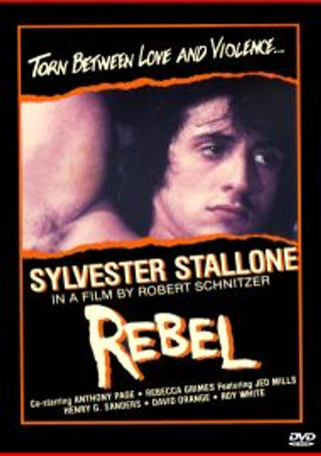 Rebel (a.k.a 'No Place to Hide) Rare Stallone's Movie DVD