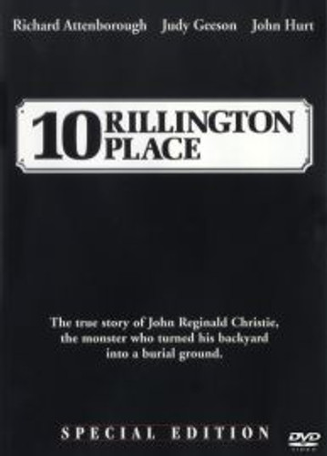 10 Rillington Place Special Edition DVD