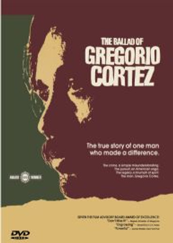 The Ballad of Gregorio Cortez DVD