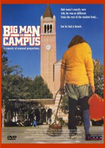 Big Man on Campus Widescreen Version DVD