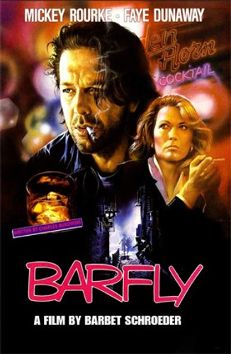 Barfly Mickey Rourke Collector's Edition Dvd