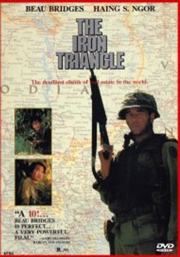The Iron Triangle Beau Bridges DVD