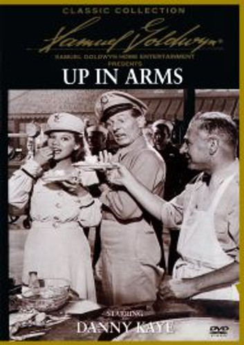 Up In Arms Danny Kaye DVD