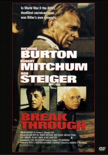 Breakthrough Richard Burton DVD