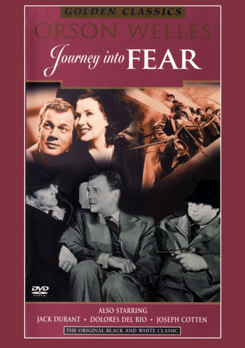 Journey Into Fear DVD