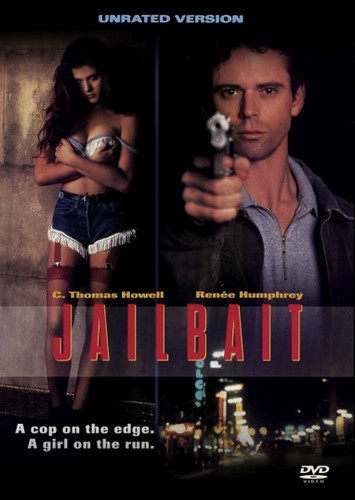 Jailbait ( Unrated Version) DVD