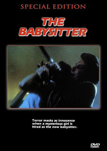 The Babysitter William Shatner DVD