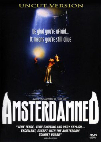 Amsterdamned (Uncut Version) DVD