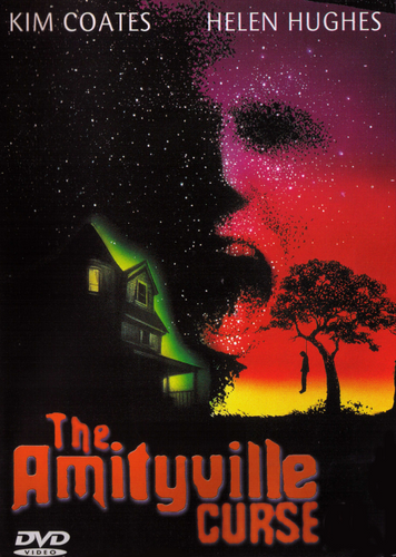 The Amityville Curse DVD