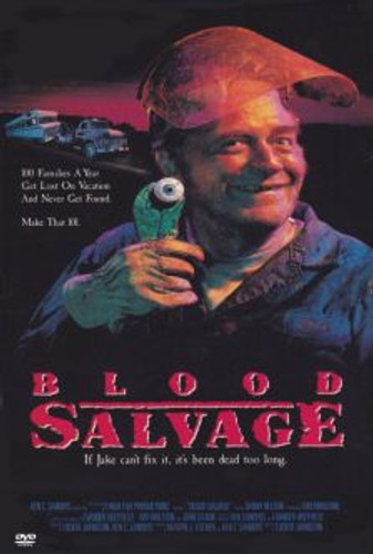 Blood Salvage DVD