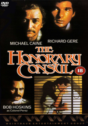 The Honorary Consul a.k.a Beyond the Limit DVD