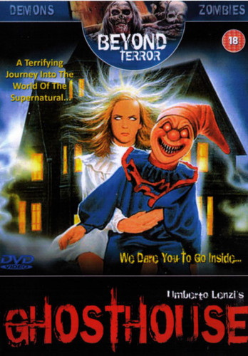 Ghosthouse DVD