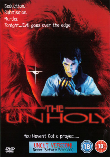 The Unholy (Uncut Version) DVD