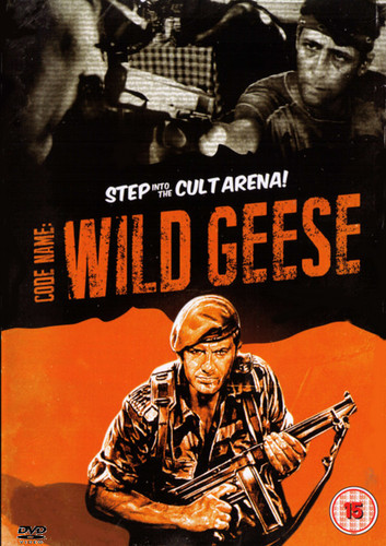 Code Name: Wild Geese DVD