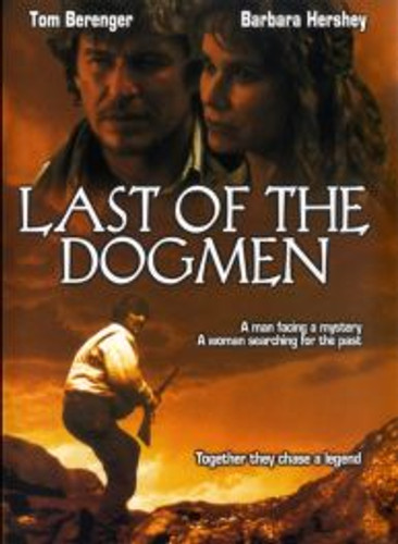 Last of the Dogmen Widescreen Edition Dvd