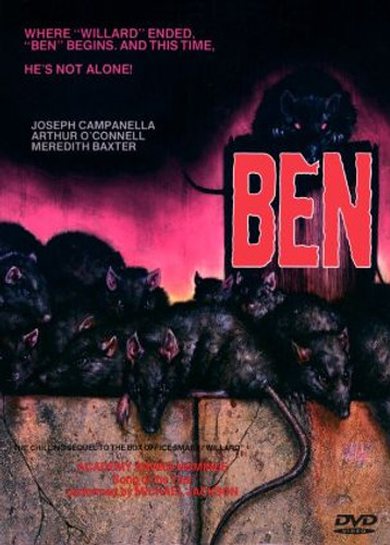 Ben  (Sequel to 1971 Willard)