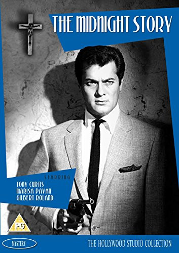 The Midnight Story Tony Curtis Dvd