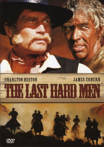 The Last Hard Men Dvd